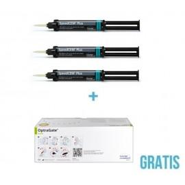 3 x SpeedCEM Plus Refill 9g + Gratis 1 x OptraGate /80 rozmiar do wyboru