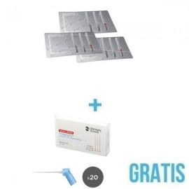 TruNatomy Ass 5szt + 2 op(Sekwencja TruNatomy 3 pilniki)+GRATIS 1xGutaperka + 1xSączki Papierowe + igły do irygacji(10szt)