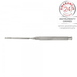 Osteotom Dłuto Szer 6mm dł. 17,5 CM