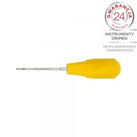 Narzędzia luksujące proste szerokość 2mm