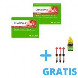 Charisma Classic 8x4g + Charisma Classic 4x4g + Próbka Diamond ONE 1g