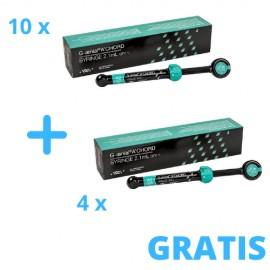 4 x G-aenial A'Chord Strzykawka 2,1 ml 4g + Gratis 1 x G-Aaenial A'chord Anterior A2 lub A3