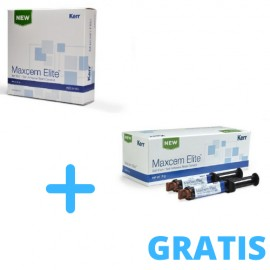 Maxcem Elite Standard Kit ( 5x5g) + Gratis Maxcem Elite Refill ( 2x5 g)