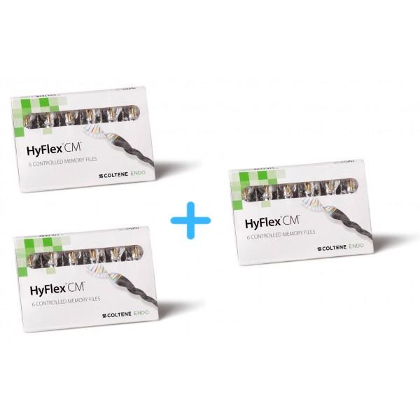 Promocja HyFlex CM 2 opakowania ( 6 sztukowe ) + Gratis 1 opakowanie ( 6 sztukowe )