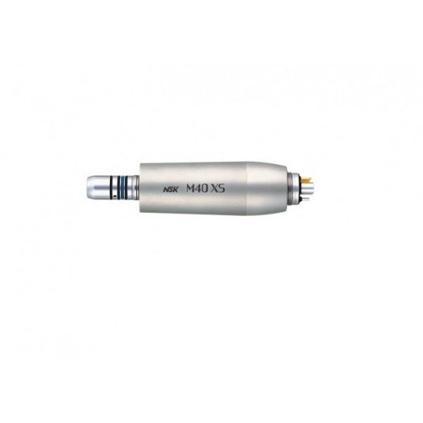 Tytanowy mikrosilnik M40NXS bez podświetlenia kompatybilny z rękawem Bien Air: 4VLM, 4VR 400 i B4VLR.