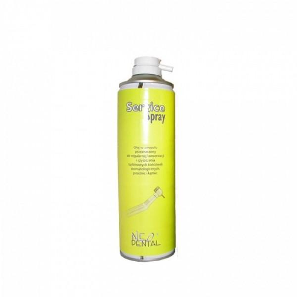 Olej Service Spray ND 500ml