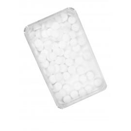 Endostopy silikonowe 100szt białe