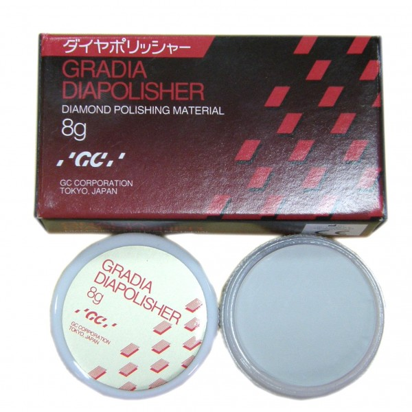 GC Gradia DiaPolisher Paste strzykawka 2g