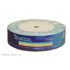 Rękaw do sterylizacji MEDAL 5,5cm x 200m