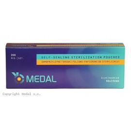 Torebki do sterylizacji MEDAL 90 x 230 mm