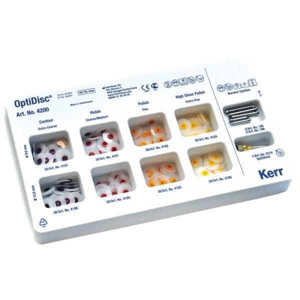 OptiDisc General Assorted Kit