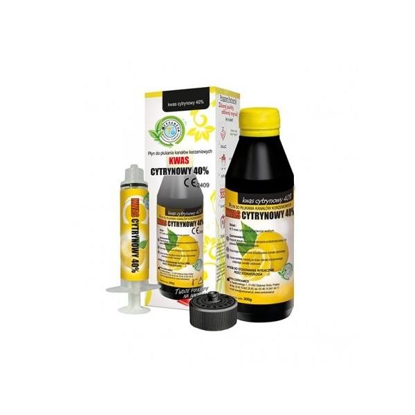 Kwas Cytrynowy 40 % 400 g