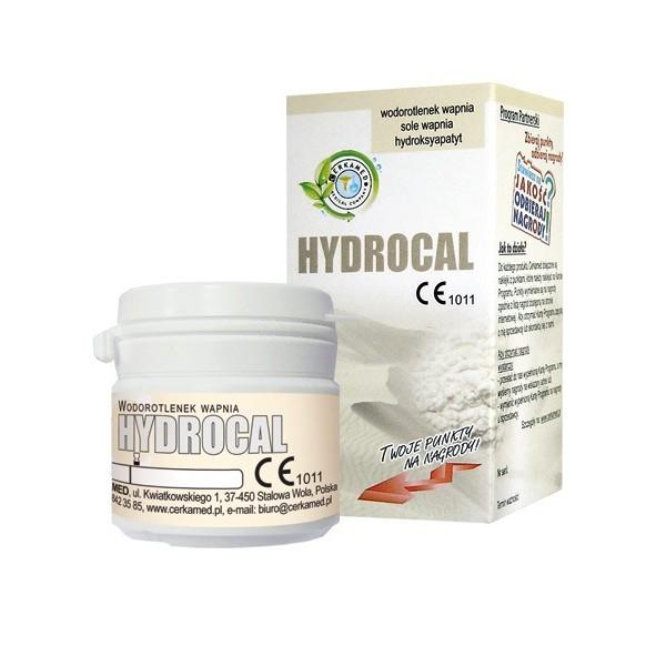 Hydrocal - wodorotlenek wapnia 10g