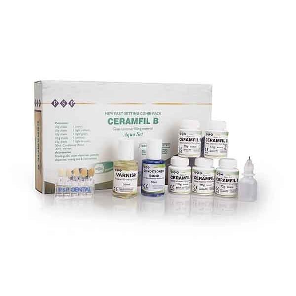 Ceramfil B Combi-Pack 5x10g