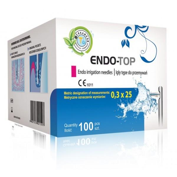 Igły Endo-Top do przemywania kanałów 100szt