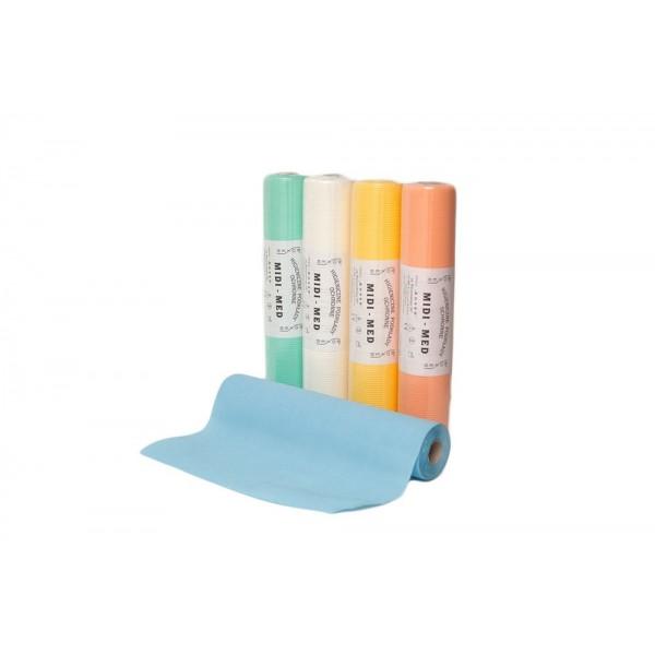 Jednorazowy higieniczny podkład ochronny MIDI-MED. Dwuwarstwowy. RD 51 x 80cm 50 szt