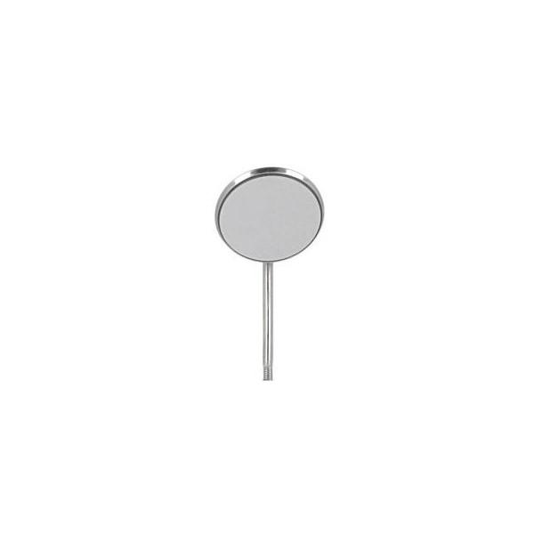Lusterko płaskie przedniopowierzchniowe rodowane rozm. 5 (24mm)