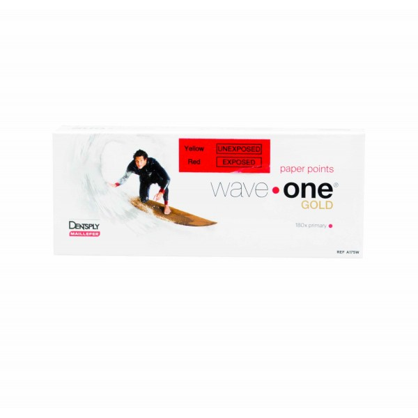 WaveOne Gold Paper Points Dentsply