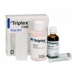 Triplex Cold 100g + 50ml Pink-V