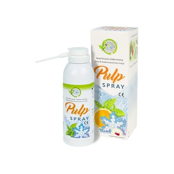 PulpSpray Cerkamed Spray do badania żywotności miazgi