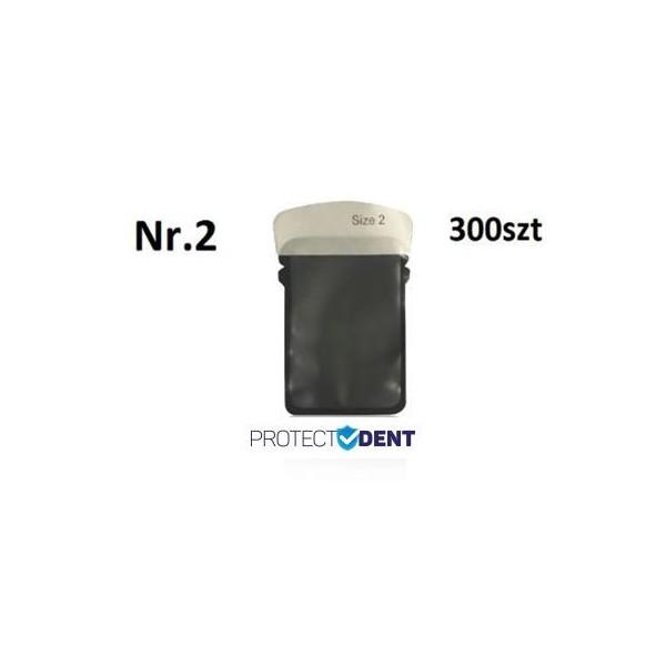Osłonka płytki fosforowej RTG opakowanie 300 szt