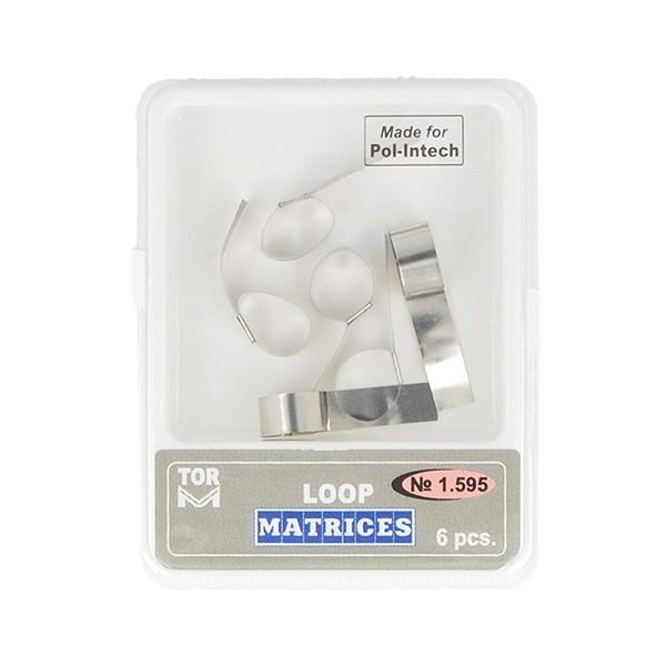 Matryce pętlowe szerokość 5 mm (opakowanie 6 szt)