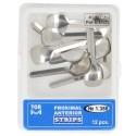 Matryce łyżeczki do odbudowy przednich zębów (opakowanie 12 szt)