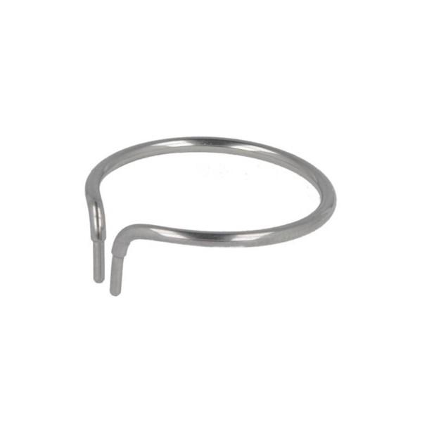Zacisk pierścieniowy do matryc siodłowych