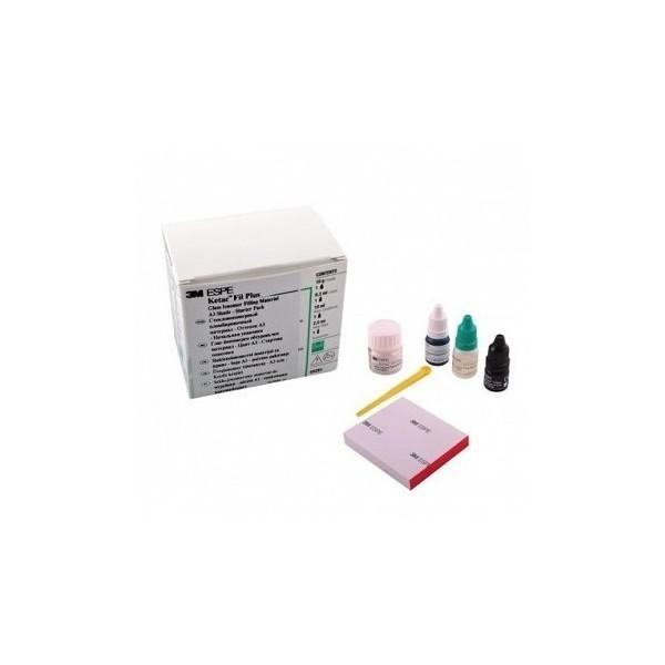 Ketac Fil Plus 12,5g + 8,5 ml w kolorze A3