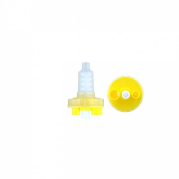 Końcówki mieszające duże żółte Dynamic 50 szt