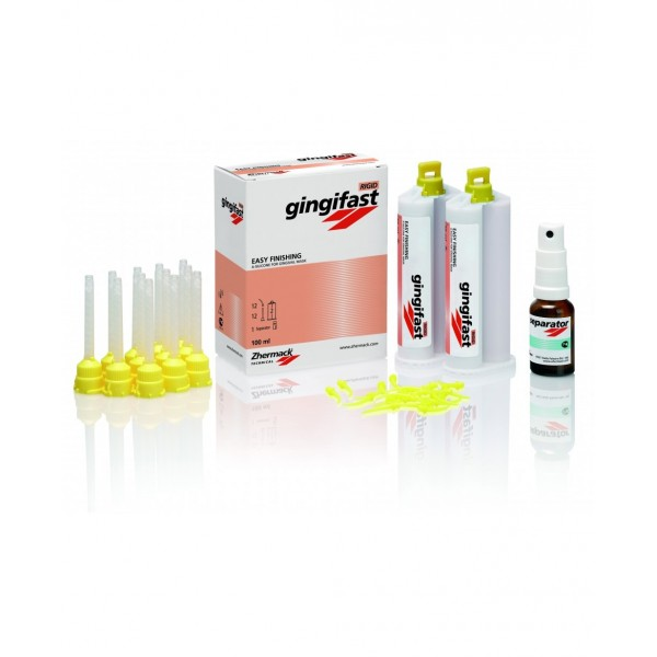 Gingifast Rigid 2 x 50ml