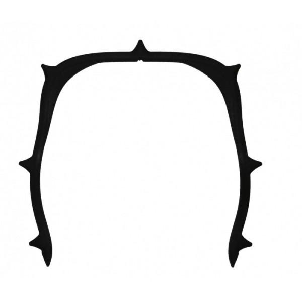Duża ramka do koferdamu z włókna węglowego