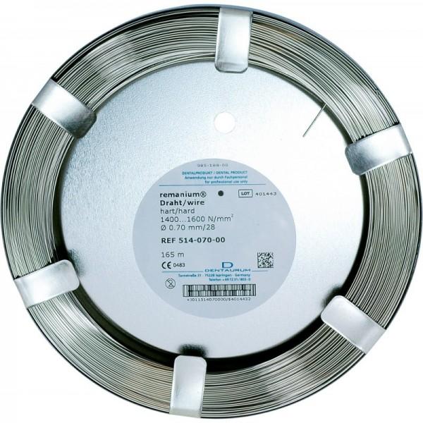 Drut Noninium/bezniklowy/okr.sp.-twardy 0,60mm (30m)