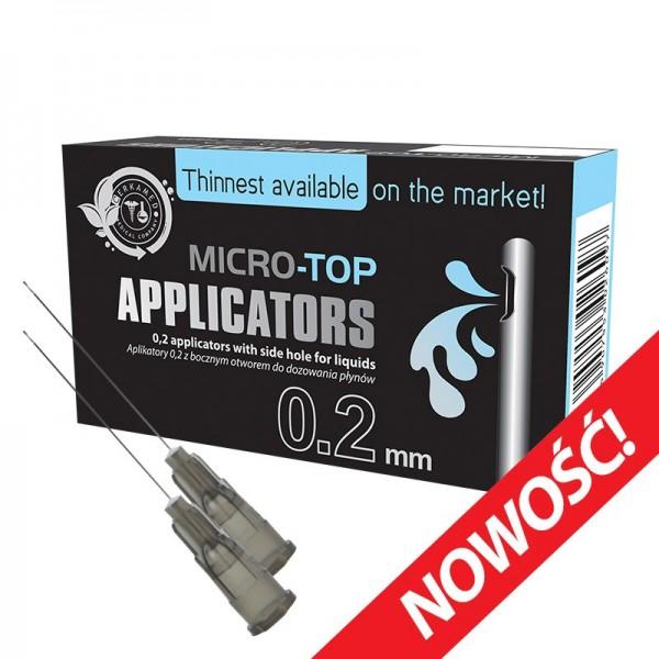 Micro-Top Aplikatory - 20 szt