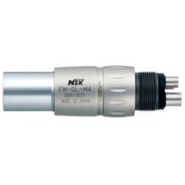 Szybkozłączka FM-CL-M4 bez podświetlania stalowa bez podświetlenia