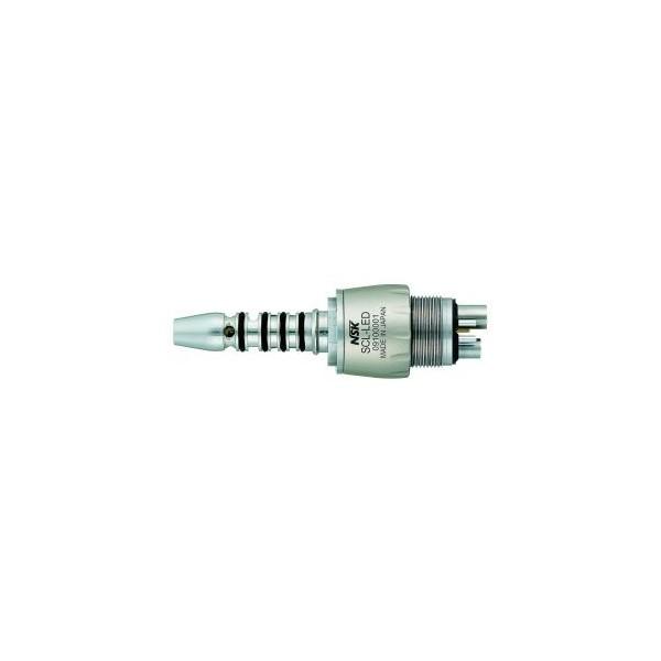 SCL-LED Szybkozłączka do kątnic Sirona z podświetlaniem , dioda LED