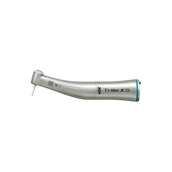 Kątnica Ti-Max X12L 10:1 na mikrosilnik z podświetleniem