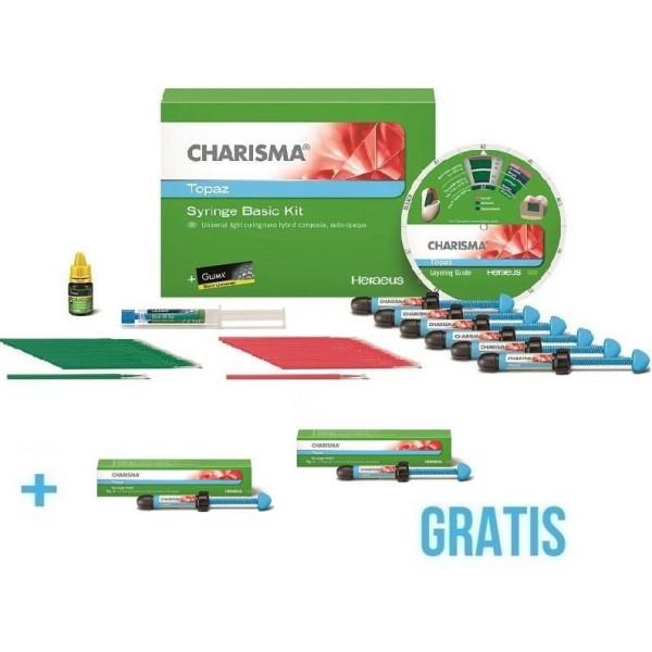 NEW Charisma Topaz Basic + 2x4g