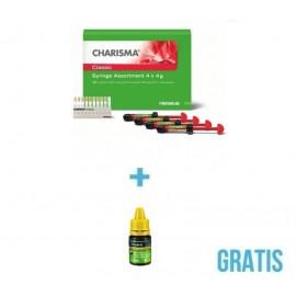 Charisma Classic Assortment 4x4g + Gluma bond Universal 4ml