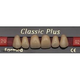Zęby Classic Plus fason 13