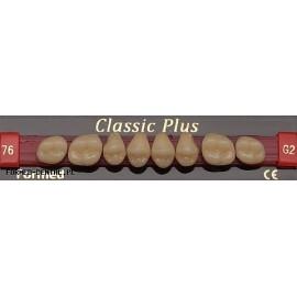 Zęby Classic Plus boki GÓRA fason 65