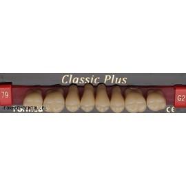 Zęby Classic Plus boki GÓRA fason 79