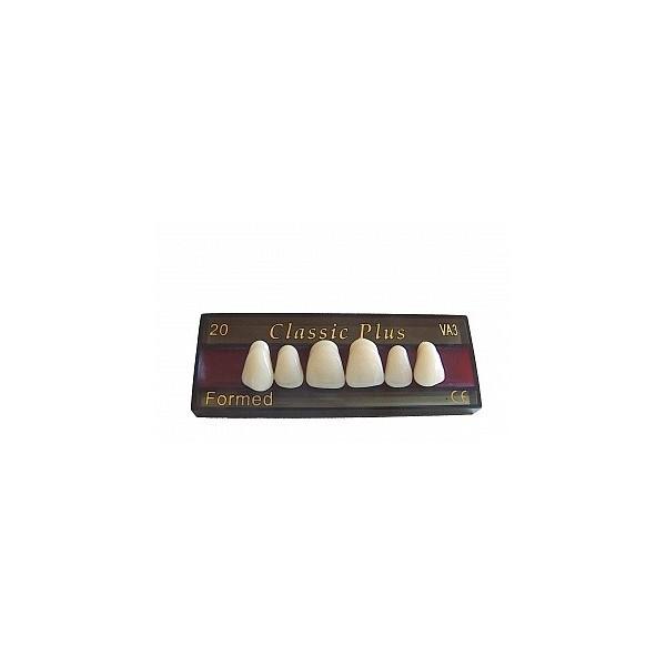 Zęby Classic Plus V fason 13