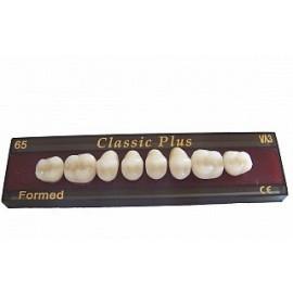 Zęby Classic Plus V boki GÓRA fason 65