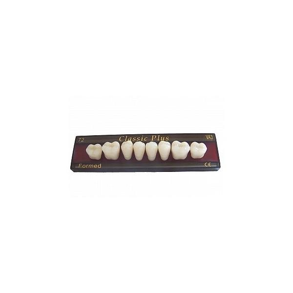 Zęby Classic Plus V boki DÓŁ fason 65