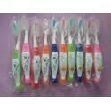 Szczoteczki do zębów z dziecięcym motywem 10 sztuk