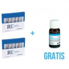 2 x Endostar Re Endo Rotary System ( Asortyment) + Olejek pomarańczowy Endostar Gutta Cleaner
