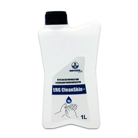 ERG CleanSkin Płyn do dezynfekcji rąk i powierzchni 1L