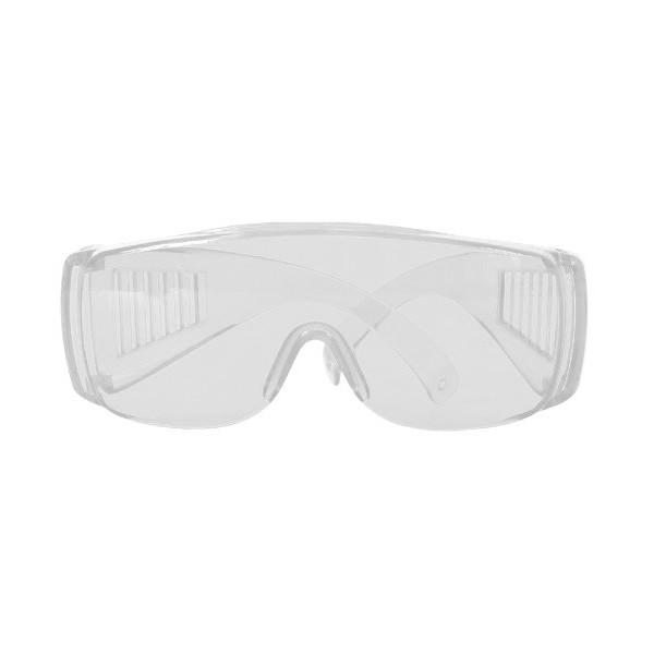 Okulary Ochronne UV 100% pomarańczowe