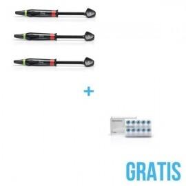 2 x Tetric Prime 3g + GRATIS 2 x Tetric Prime 3g